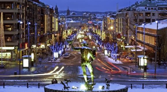 Maut in Göteborg
