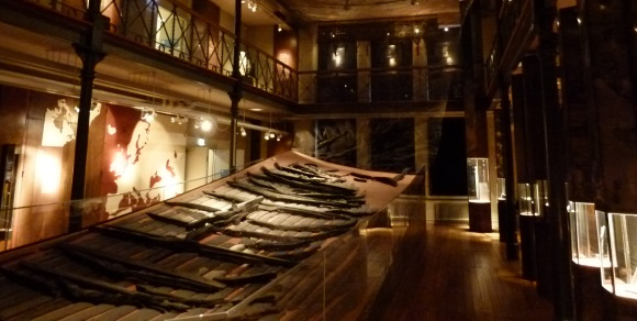 Göteborg Stadtmuseum - Wikingerschiff