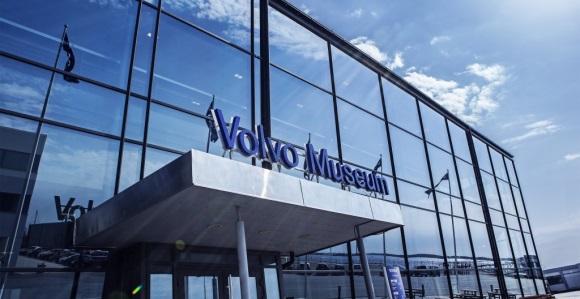 Volvo Museum in Göteborg