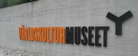Världskulturmuseet in Göteborg