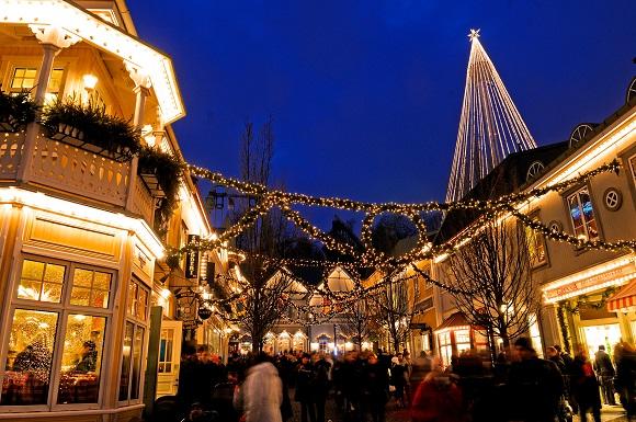 Liseberg - Weihnachten in Göteborg