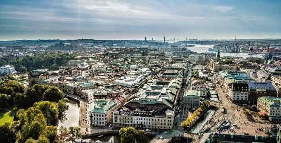 Göteborg Aussicht